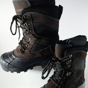 LaCrosse Boy's Sz 4 Heavy Insulated Snow Boots